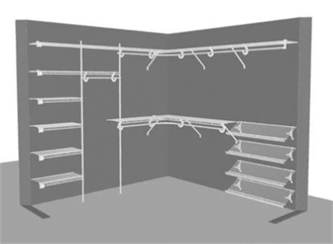 l shape closet 3 2 44m x 2 44m 8 x 8