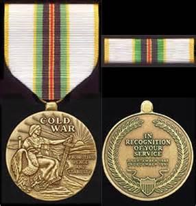 Cold War Medal