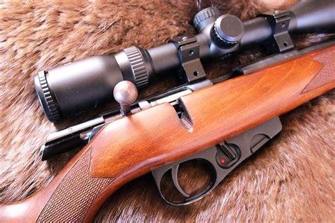 Vītņstobru medību ieroču sistēmas   Medības