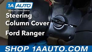 How To Replace Steering Column Cover 98