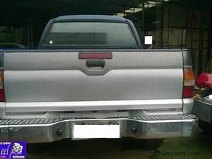 Used Mitsubishi Strada Pick Up 4x4