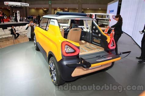 suzuki mighty deck suzuki mighty deck concept 2015 tokyo motor show