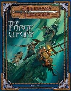 The Forge Of Fury  3e