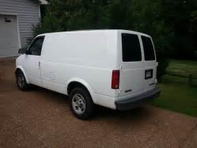 Chevy Astro Cargo Van