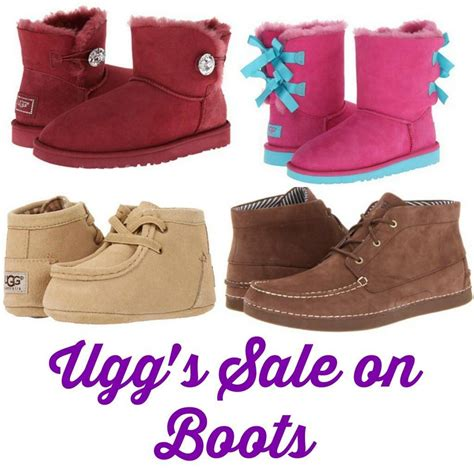 ugg s sale on boots and shoes for the whole family