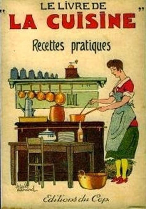 livre de cuisine ancien de 1900 224 1950 cuisine fran 231 aise