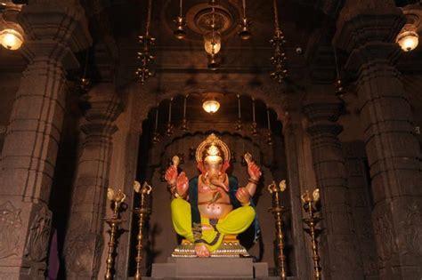 ganpatis  recommend   visit  mumbai mumbai