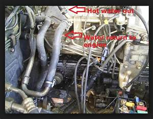 Carb U0026 39 D 350 Swap Heater Hose Routing