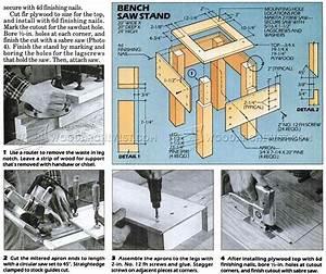 Tool Stand Plan • WoodArchivist