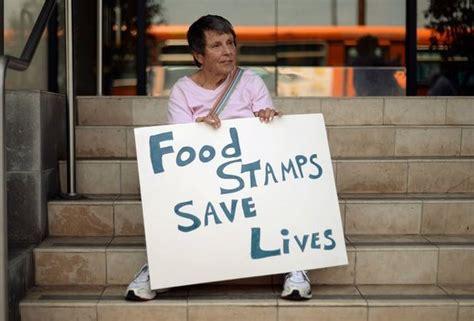 cruel cut  food stamps   coming editorial