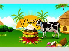 Happy 2018 Pongal Festival Images and Wallpapers for