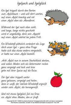 Herbst Im Garten Gedicht by K 233 Ptal 225 Lat A K 246 Vetkezőre Gedicht Igel Gedicht