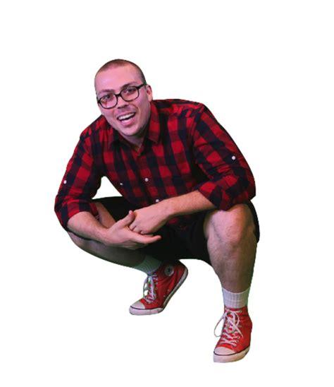 Anthony Fantano Memes - squat squatting anthony fantano know your meme
