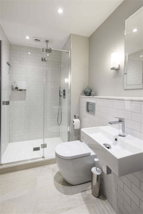 elegant metro en suite  long ditton bathroom eleven
