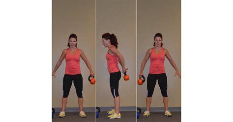 kettlebell orbit popsugar exercises fitness