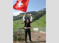 Team Workshop Swiss Traditions & Customs Conraych