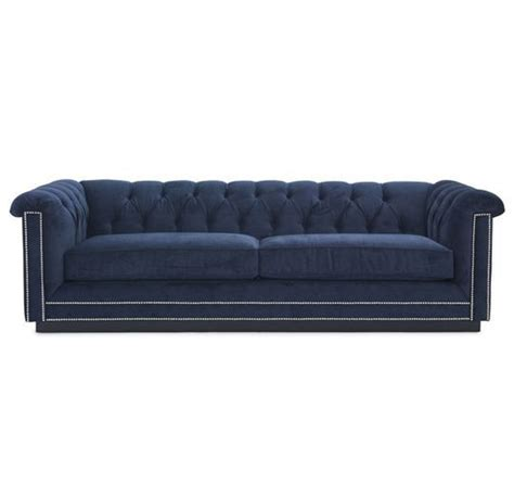 mitchell gold sleeper sofa barrymore sofa mitchell gold 94 quot 2 495 navy if it