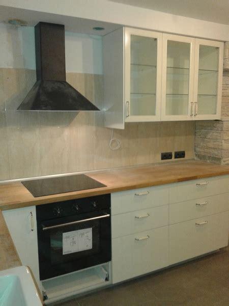 foto cocina ikea modelo hittarp de montador de muebles