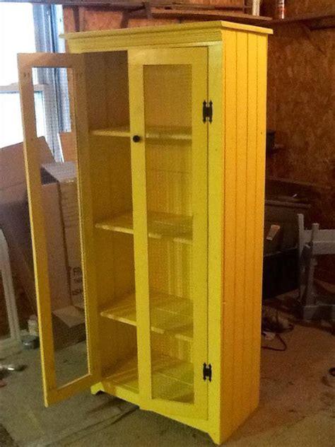pallet wardrobe armoire  pallets