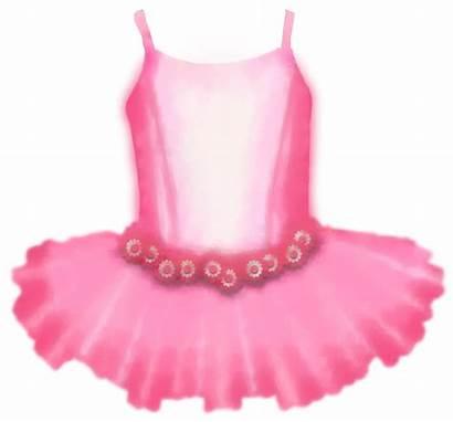 Clipart Ballet Pink Tutu Clip Ballerina Shoes