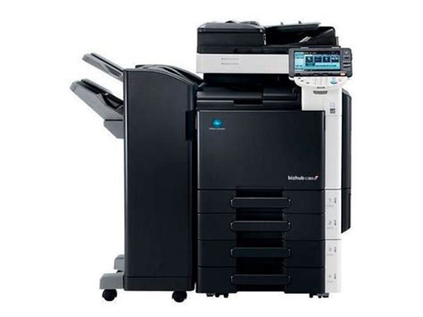 The bizhub c220 colour laser printer supplies a safe but easy to use user interface and. Used Konica Minolta bizhub C220 Color Copier at lower price