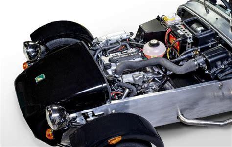 Tiny Kei-car Engine For Iconic Caterham 7 Sports Car