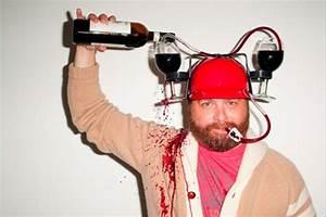 funny, nice, wine, zach - image #268969 on Favim.com