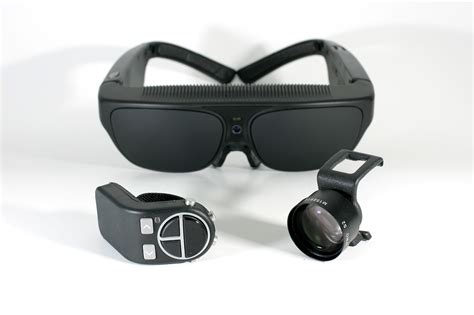 Nueyes Featuring Odg Smartglasses New England Low Vision