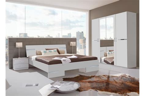 chambre adulte blanche chambre adulte pas cher blanche trendymobilier com