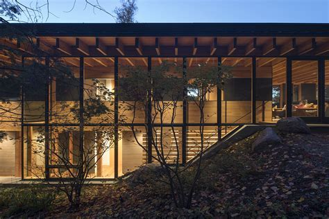 The Bear Stand   Custom Home Magazine   Bohlin Cywinski