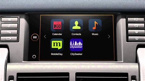 Land Rover Discovery Sport Incontrol Apps