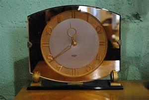 Original, Art, Deco, Clock