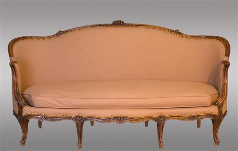 canapé style louis xv antique louis xv style canapé for sale at pamono