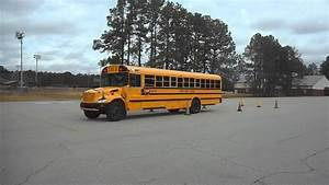 52  Skills  U2013 Alley Docking  U2013 Class B Cdl School Bus