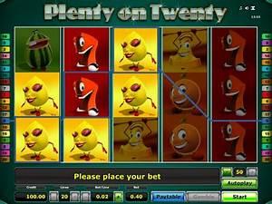 Игровой Автомат Plenty On Twenty Играть Бесплатно