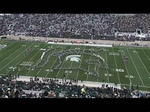 Spartan Marching Band: Pregame | MSU vs Air Force: 9.19 ...