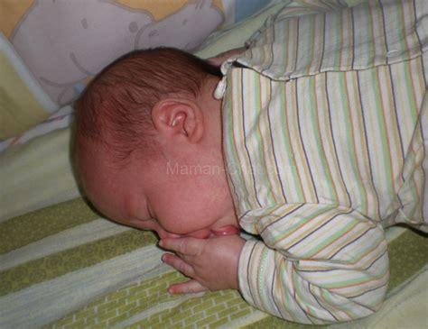comment arriver a faire dormir bebe dans lit