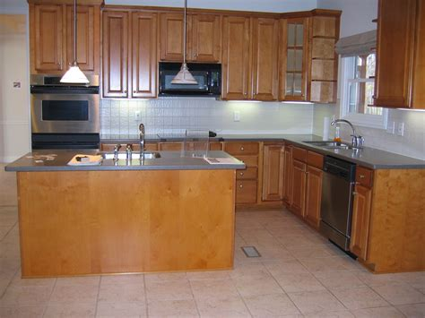 l shaped island kitchen l shaped kitchen with island design railing stairs and 6737