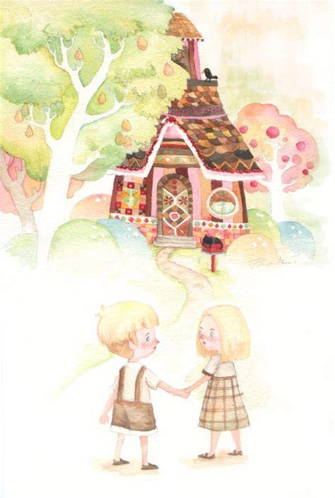 fairytale hansel  gretel images  pinterest