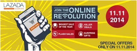 Lazada Launches The Online Revolution 2014 (pr