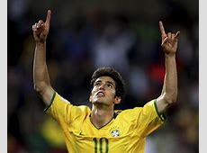 Kaka says Brazil has a lot to improve