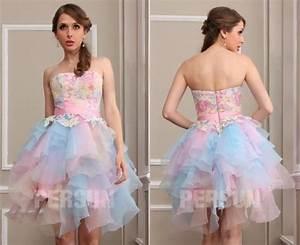 Robe Bal De Promo Courte : robe de bal courte pour la promo 2106 2433874 weddbook ~ Nature-et-papiers.com Idées de Décoration