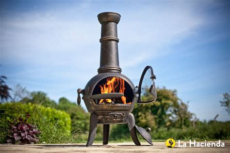 The Best Chiminea by Top 10 Best Chimineas Outdoor Heating In The Winter Bbq