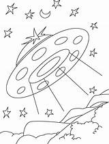 Ufo Coloring Pages Universe Osu Advanced Connect Dots Printable Place Getcolorings Popular sketch template