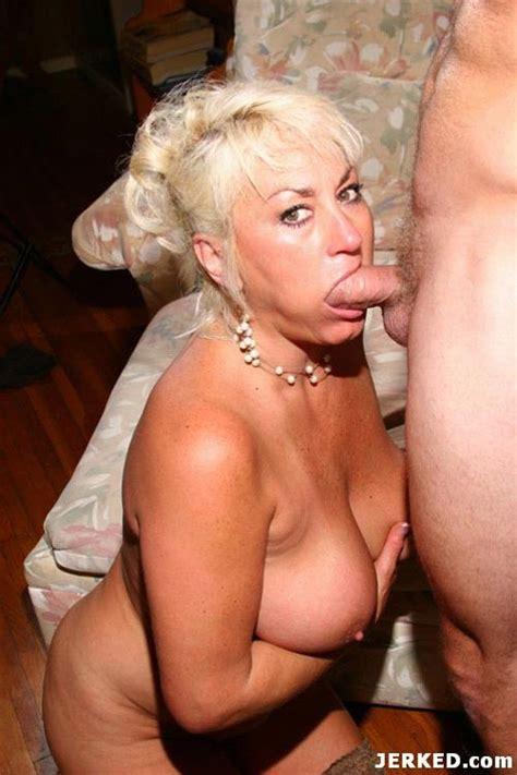 Blonde Milf Fucking And Sucking Huge Hard Dick Until Cum Pichunter
