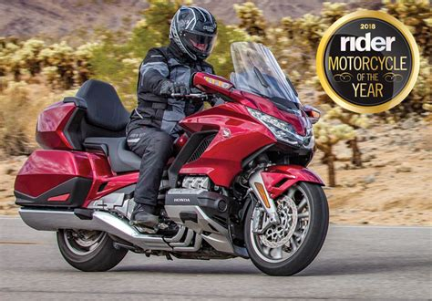 Rider's 2018 Motorcycle Of The Year