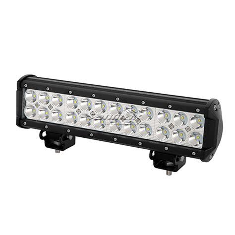 12 inch led light bar 12 inch 72w led light bar sanmak lighting co ltd