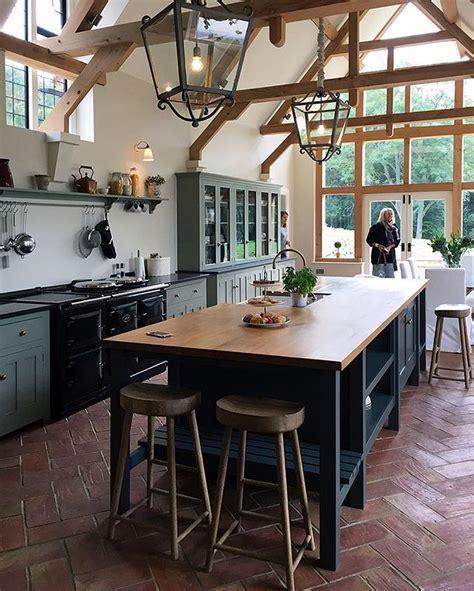 pin  pin architecture  kitchen english country
