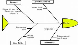 Le Diagramme Dishikawa Les Liens De Cause A Effet Gestion And Marketing T 5