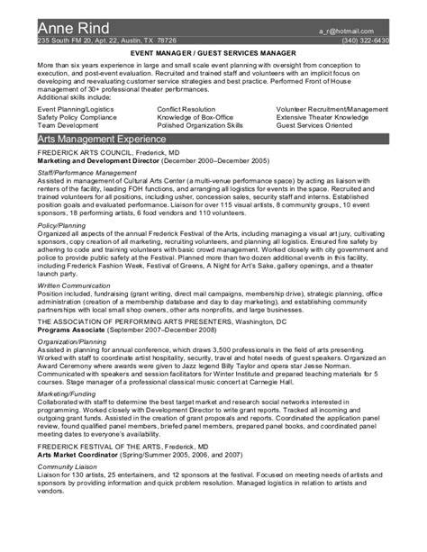 to civilian resume exles 28 images careerperfect 174